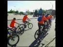 Nikoipo велопробег У Нікополі у зв'язку з відзначенням Дня міста