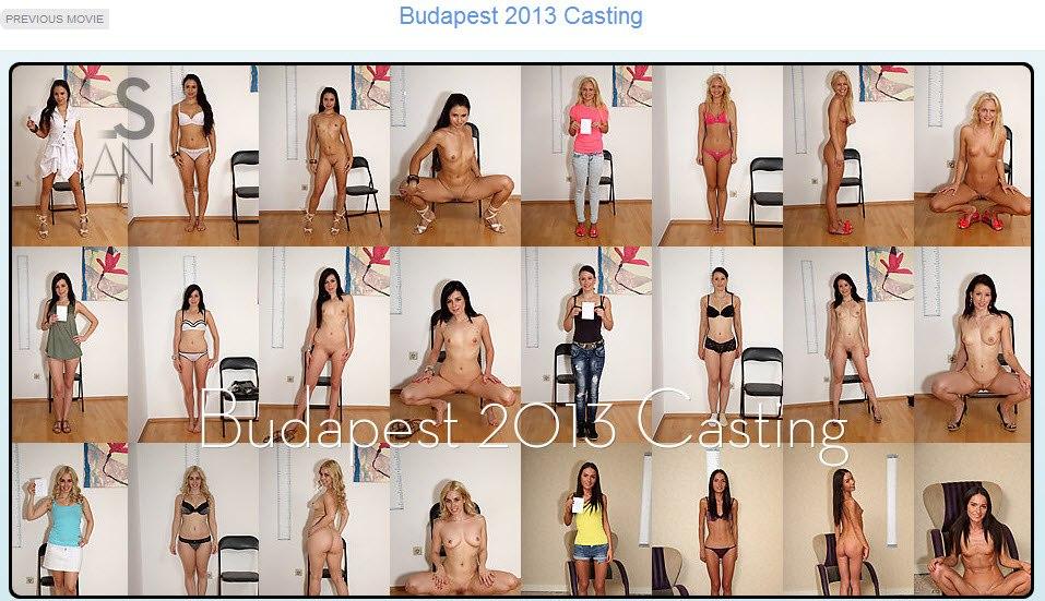 ALSScan - Budapest 2013 Casting