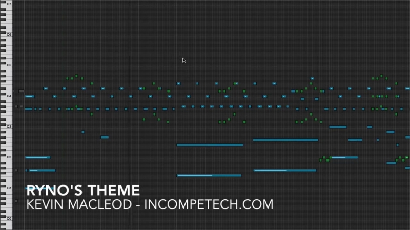 Kevin MacLeod [Official] - Rynos Theme - incompetech.com
