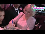 Exclusive! Ingrid Bolso Berdal greets fans at Chernobyl Diaries Screening in Hollywood