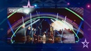 Hamza llega a la final con su break dance Semifinal 2 Got Talent España 2018