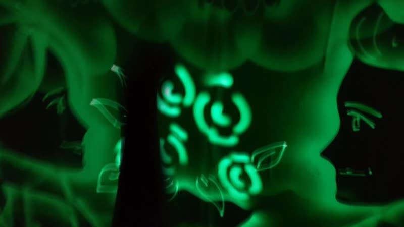 Световые картины Подарок на праздник 14 февраля Признание в любви Шоу проект Самум Нижневартовск Сургут