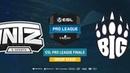 INTZ vs BIG - ESL Pro League S8 Finals - bo1 - de_train [TheCraggy SSW]