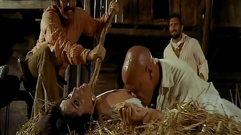 сексуальное насилие(изнасилования, rape) из фильма Специалист(Gli specialisti) - 1969 год, Анджела Луче
