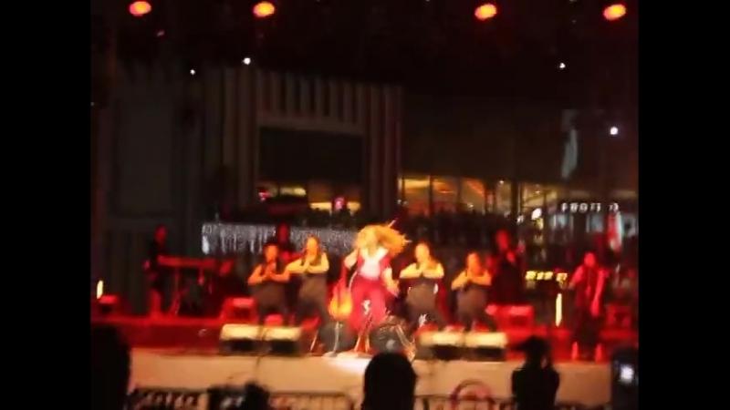 Hadise-Düm Tek Tek Ankara Konseri