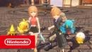 WORLD OF FINAL FANTASY® MAXIMA - Trailer (Nintendo Switch)