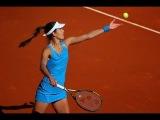2014 Madrid Ana Ivanovic vs Anastasia Pavlyuchenkova [HD]