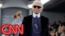 Karl Lagerfeld pioneering fashion designer has died