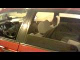 Как должны работать ЭСП при постановке автомобиля на охрану Passat B3!