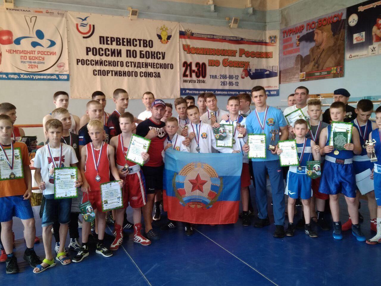 Боксеры Федерации бокса ЛНР завоевали 14 золотых медалей на турнирах в Краснодаре и Аксае