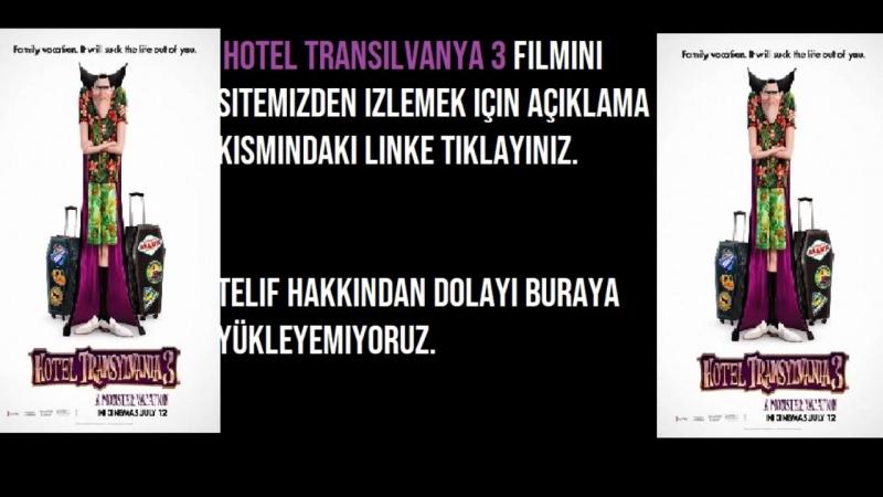 Otel Transilvanya 3 Yaz Tatili izle