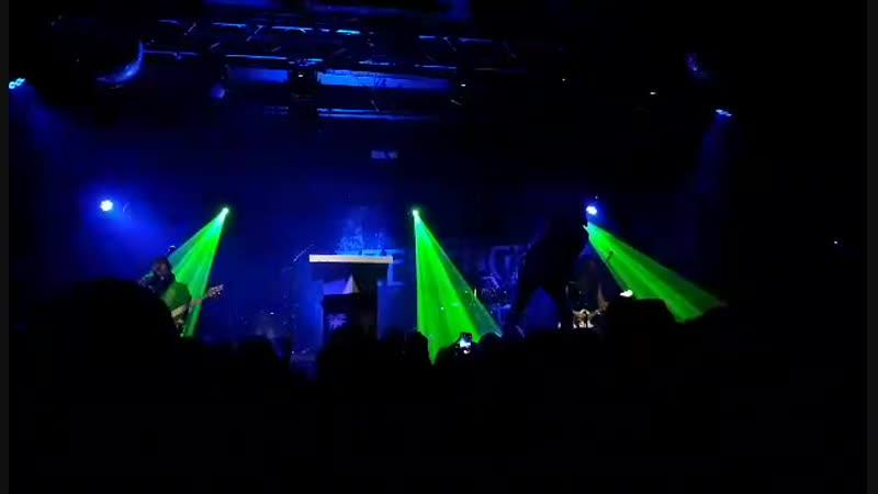 Schwarzer Engel - Hymne Fur Den Tod Live At @Club Seilerstrasse (Zwickau, Germany) 17.11.2018
