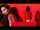 Another facet of Sì: Sara Sampaio for Sì Passione