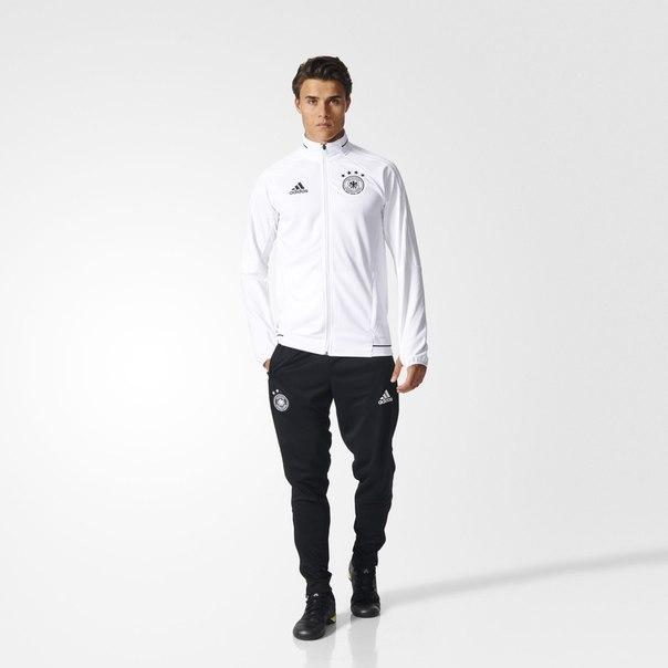 Тренировочный спортивный костюм сборной Германии