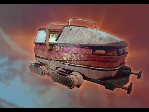 Coaster Cart Asset in Maya 3dm Promo