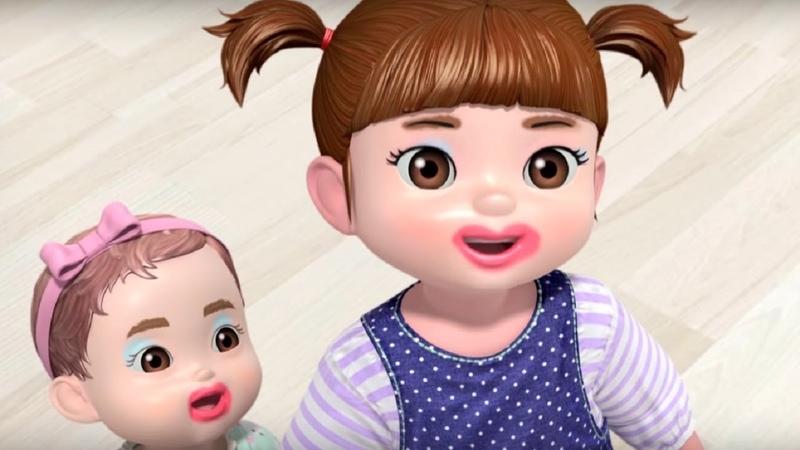 Вечер без мамы - Консуни мультик (серия 48) - Мультфильмы для девочек - Kids Videos