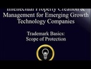 BILL HULSEY LAWYER - IP PATENTS - Trademark Basics | Scope of Protection