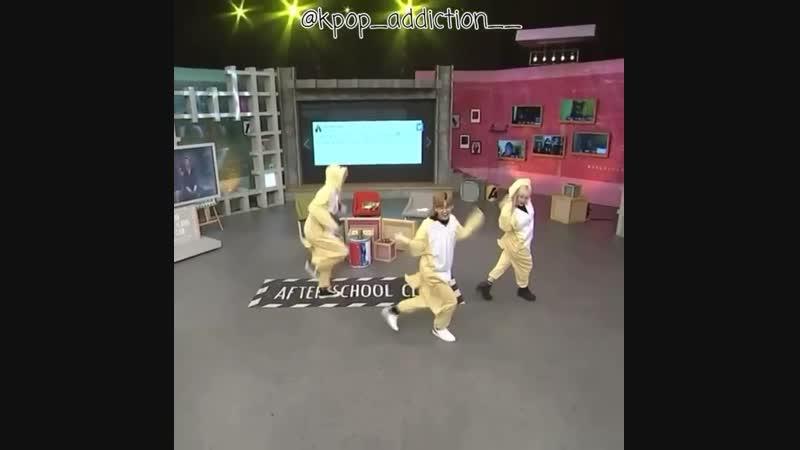 джэ и джимин танцуют как кевин