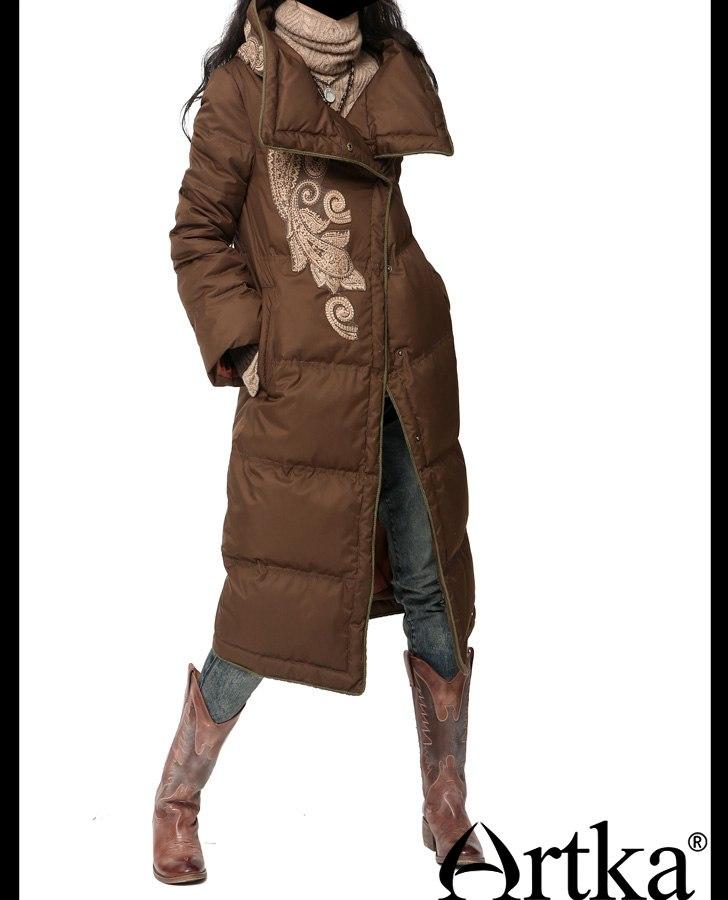 Как удлинить зимнюю куртку своими руками