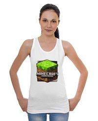 Купить футболку майнкрафт minecraft и