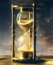 Час втікає