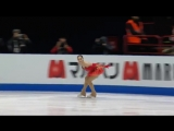 WC2018 Alina ZAGITOVA FS