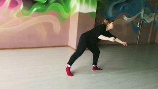 Contemporary dance/Аффинаж-вода