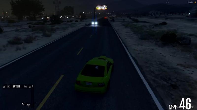 [Elanip] GTA 5 ROLEPLAY - Police Shut Down Street Drag Racing | Ep. 358 Civ