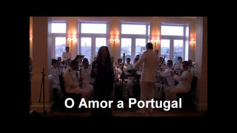 BANDA DA ARMADA DULCE PONTES - O Amor a Portugal
