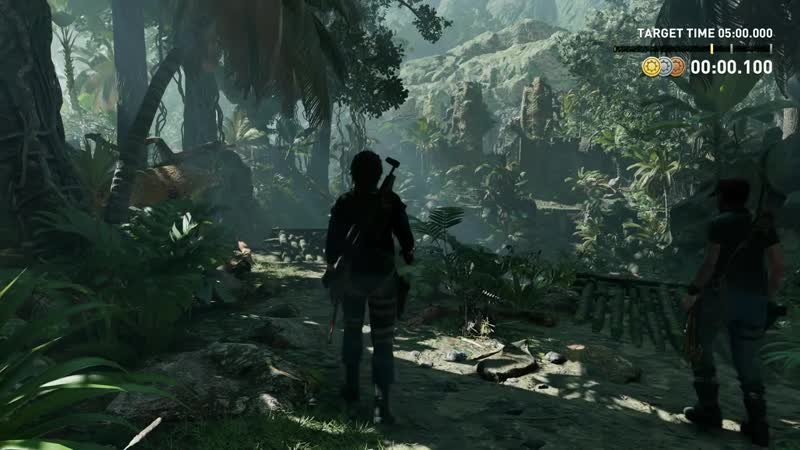 Shadow of the Tomb Raider – Co-op [PEGI]