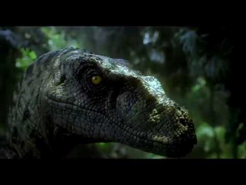 Команда Алана Гранта спасается от велоцирапторов. Парк юрского периода 3 (Jurassic Park III)