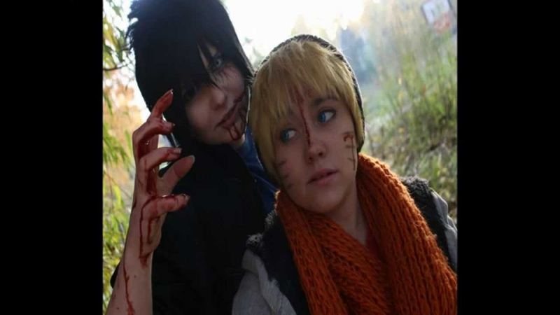 SasuNaru CMV - Halloween Special