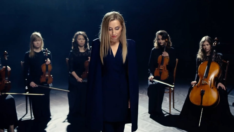 ОКСАНА КОЗУНЬ — РОЗОВОЕ НЕБО (Official Music Video)