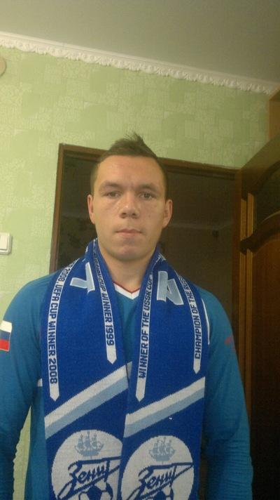 Александр Князев, 13 октября , Бугульма, id147073395