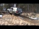 Сравнительный внедорожный тест Great Wall Deer G3 и Land Rover Defender 110