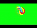 Green Screen Motion Graphics HD Footage