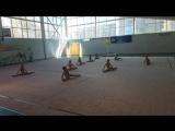Турнир по эстетической гимнастике г. Ставрополь