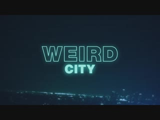 From the minds of Jordan Peele and Charlie Sanders - Weird City Trailer