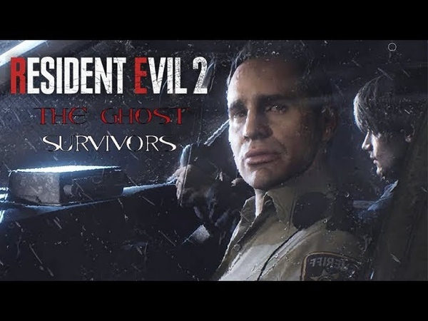 RESIDENT EVIL 2 REMAKE - Ghost Survivors Sheriff Daniel (No Way Out) 1080p 60FPS