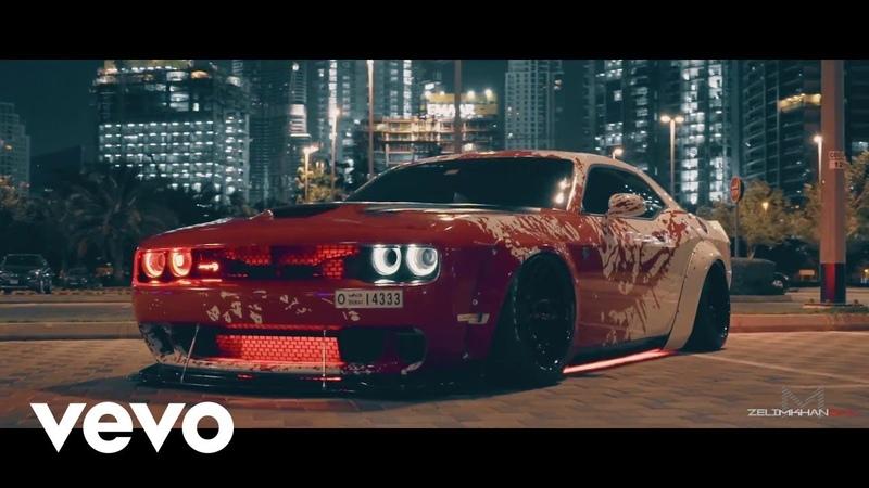 Night Lovell - Deira City Centre Dodge Hellcat Challenger
