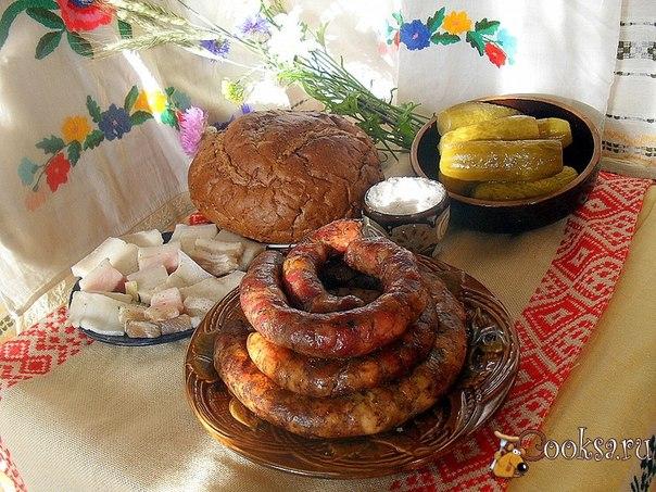 Деревенская пальцемпханная колбаса Старинный семейный рецепт вкуснейшей домашней колбасы.