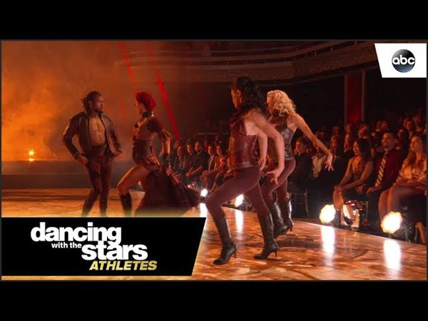 Josh Sharna's Paso Dancing With the Stars Athletes