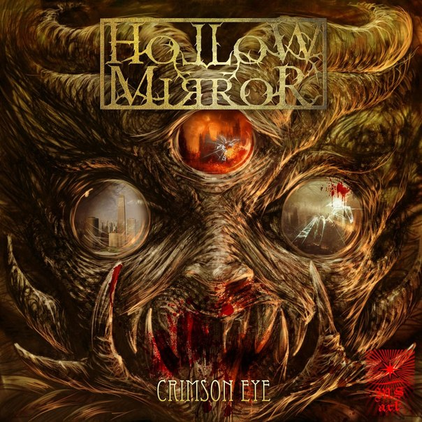 Hollow Mirror - Crimson Eye  (2012)
