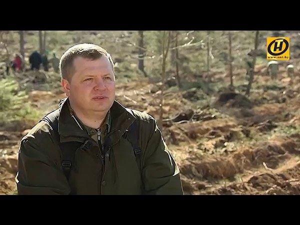 Интервью министра лесного хозяйства В.А. Дрожжи телеканалу ОНТ (программа Контуры)