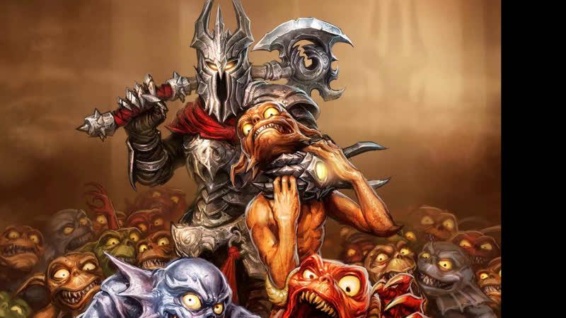 Overlord Прохождение 1 Темный властелин Начало