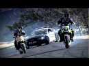 Police Mustang vs Ghost Rider - Oficial - DRIFIT.
