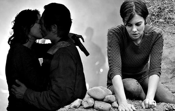 Мэгги и Гленн