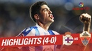 Resumen de RC Deportivo vs Elche CF (4-0)