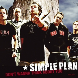 Simple Plan альбом Don't Wanna Think About You