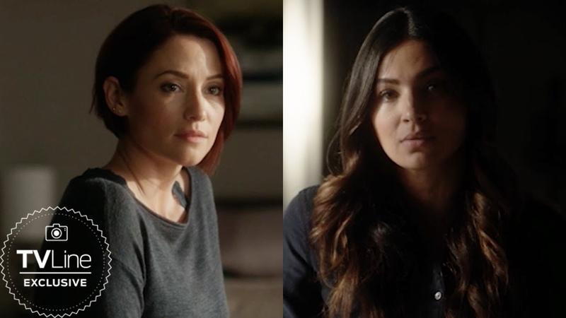 Supergirl Alex and Maggie Break Up in Deleted Sanvers Scene | TVLine
